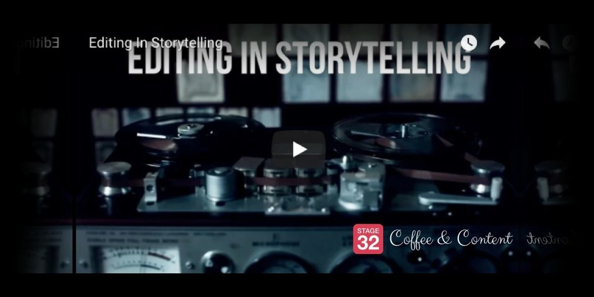 Coffee & Content - Framing Relationships in Fargo & Storytelling Through Editing