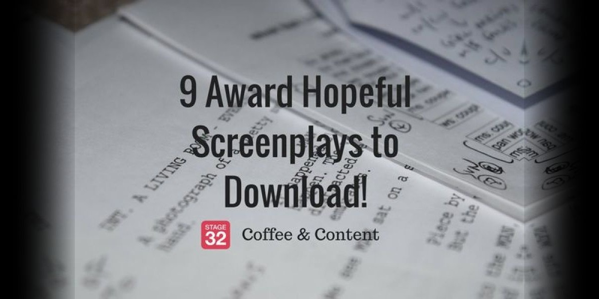 Coffee & Content - 9 Award Hopeful Screenplays to Download!