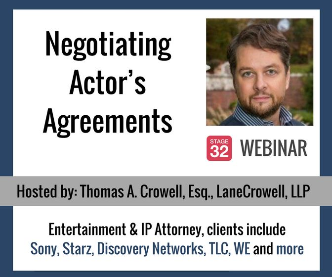 Negotiating Actors Agreements