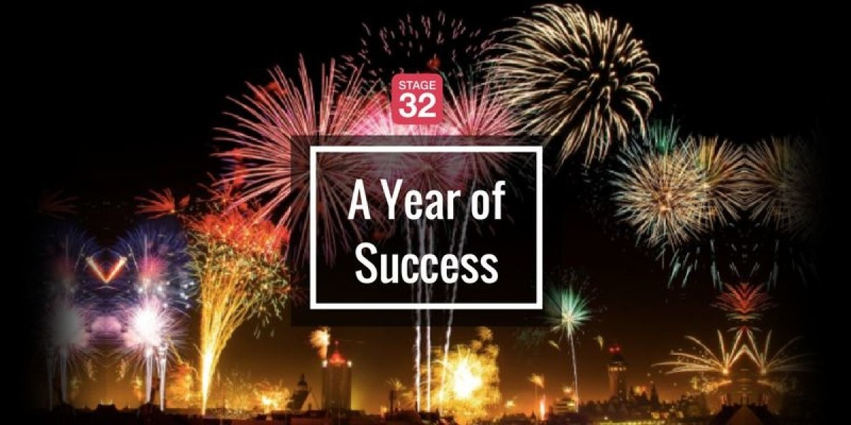 Stage 32 Happy Writers: A Year of Success