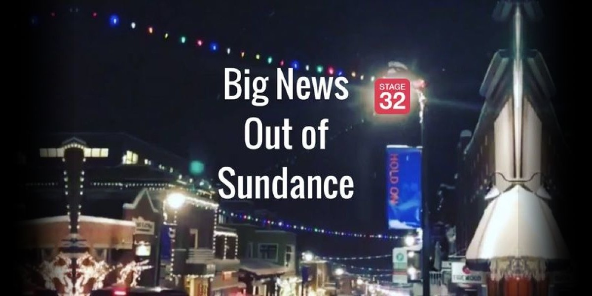 Big News Out of Sundance