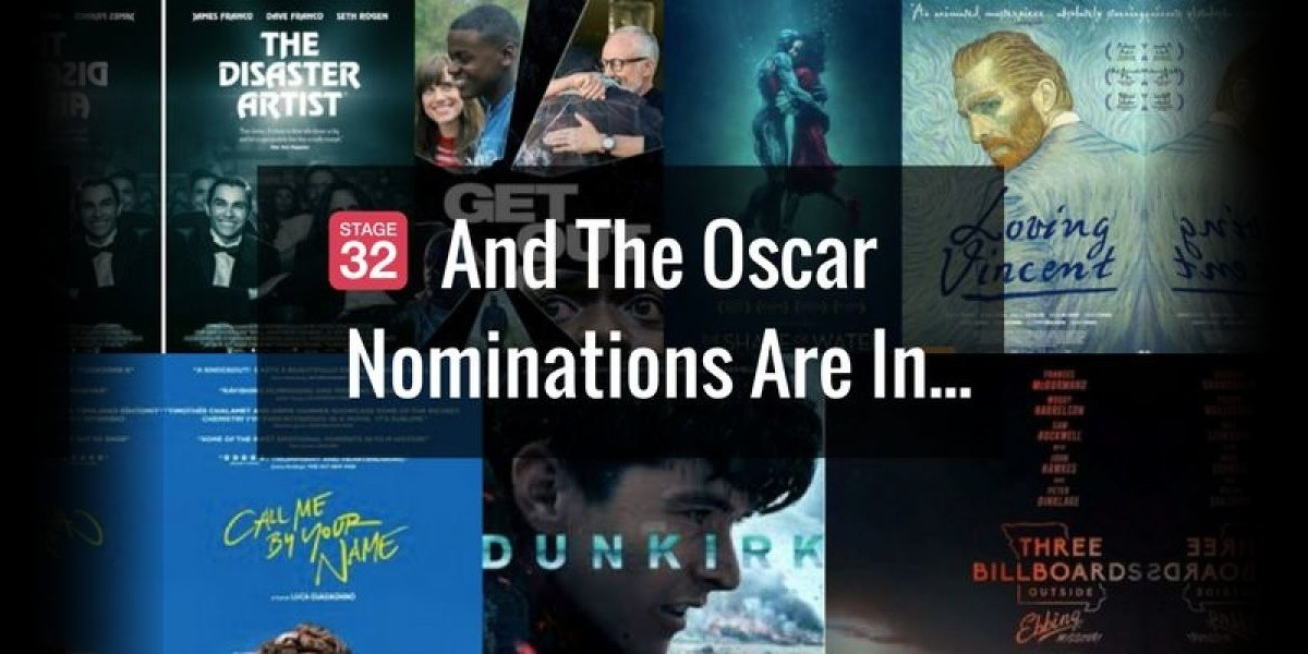 And The Oscar Nominations Are In....