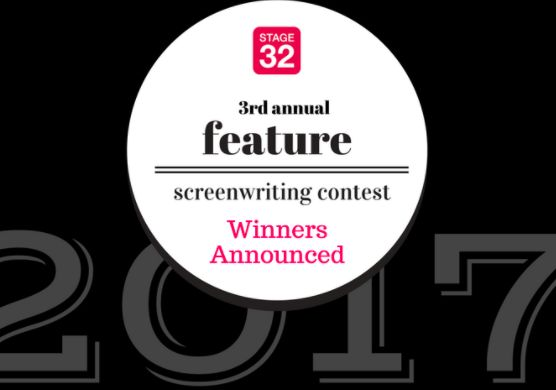 The Winners of the 3rd Annual Stage 32 Feature Screenplay Contest