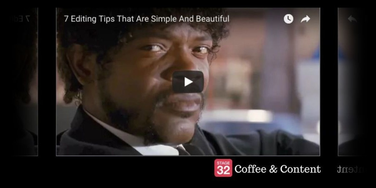 Coffee & Content - William Goldman Talks Screenwriting & 7 Simple and Beautiful Editing Tips