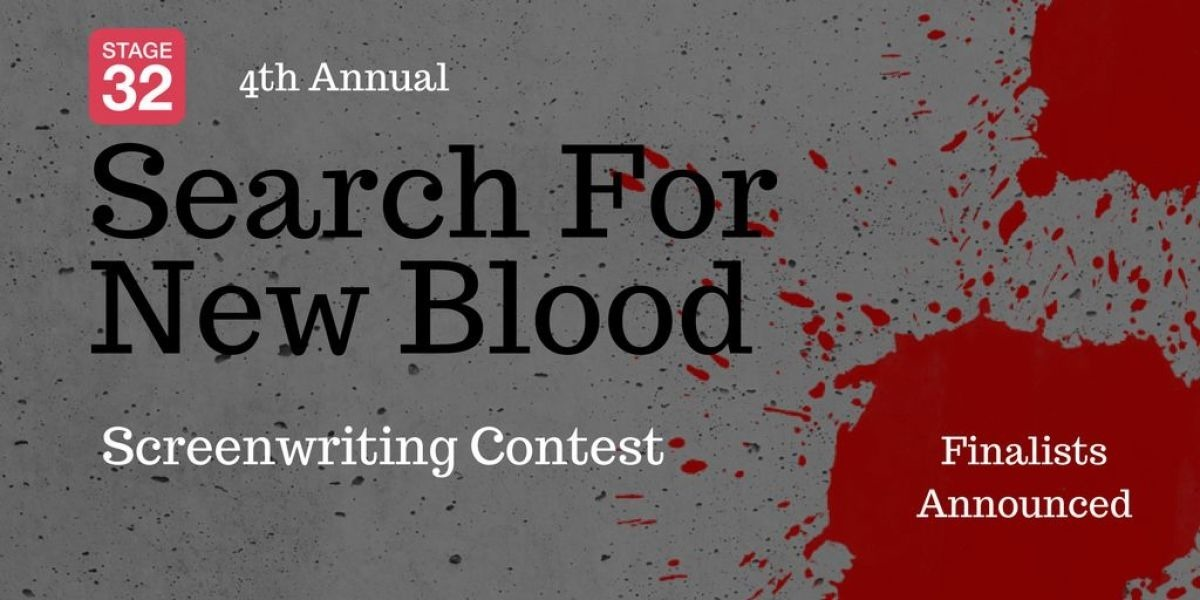 You Want Blood, You Got It! (Finalists Announced)