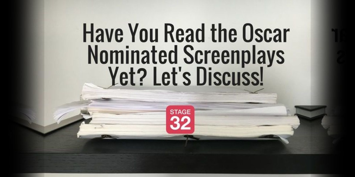 Have You Read the Oscar Nominated Screenplays Yet? Let's Discuss!