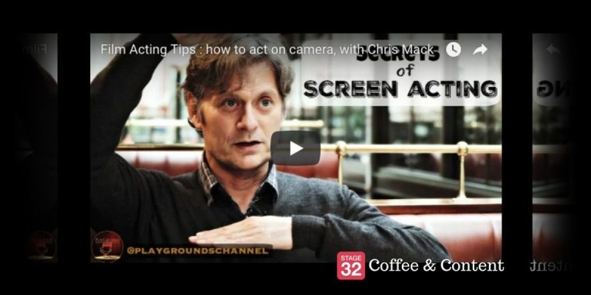 Coffee & Content - How to Act on Camera & Creating the Ultimate Antagonist (The Dark Knight)
