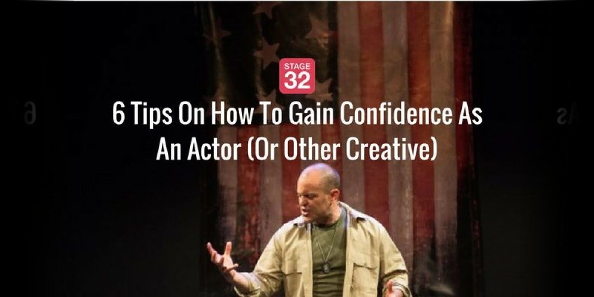6 Tips On How To Gain Confidence As an Actor (Or Other Creative)