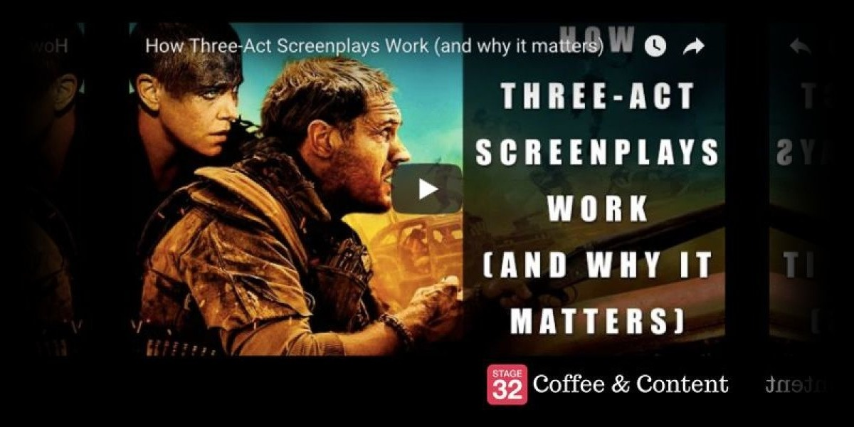 Coffee & Content - How 3-Act Screenplays Work (and why it matters) & Making Your Editing Better