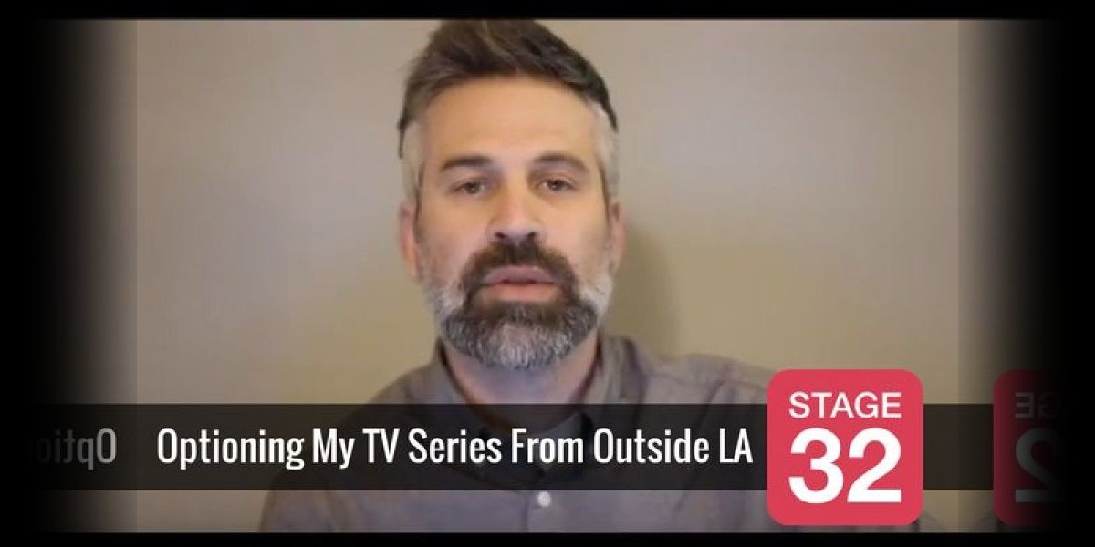 Optioning My TV Series & Signing a Shopping Agreement From Outside of L.A.