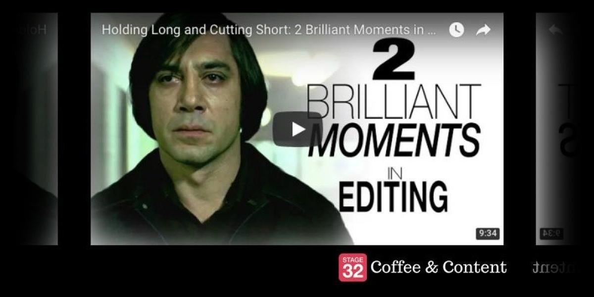 Coffee & Content - Get Your Short Film Screened at Festivals & Editing: Holding Long & Cutting Short