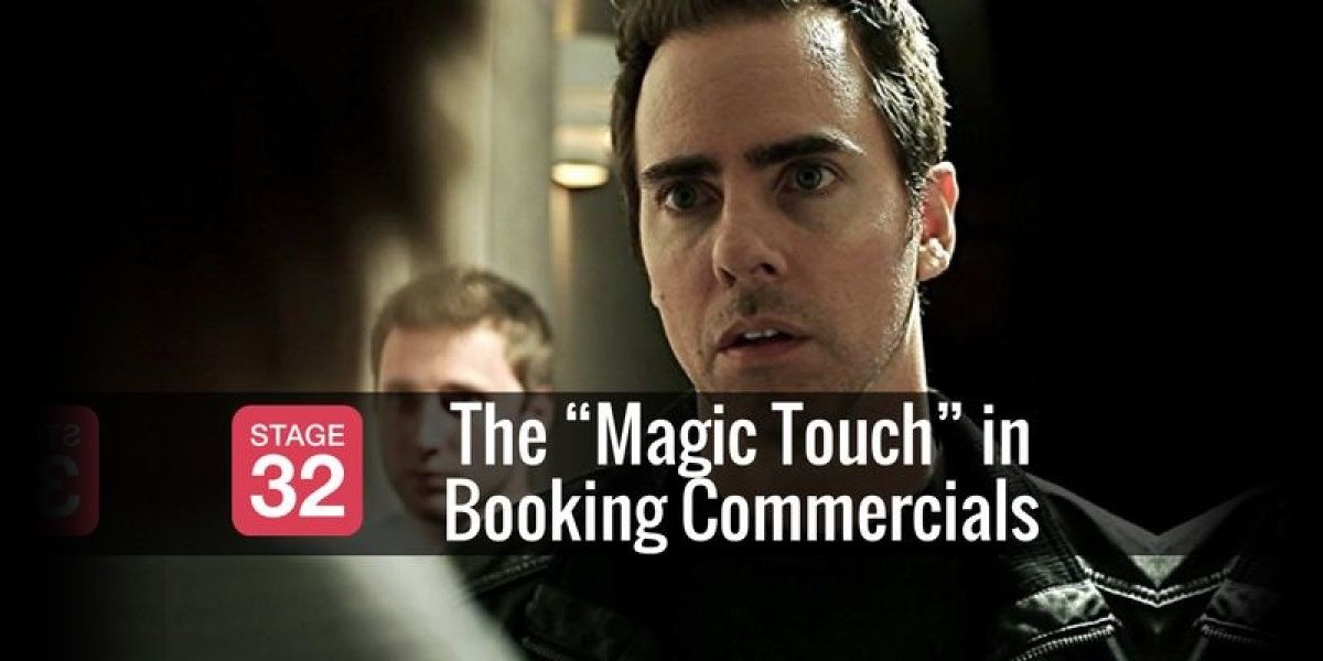 "The ""Magic Touch"" in Booking Commercials"
