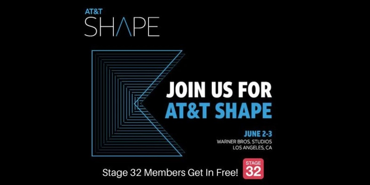 Join us at Warner Bros. Studios for AT&T SHAPE
