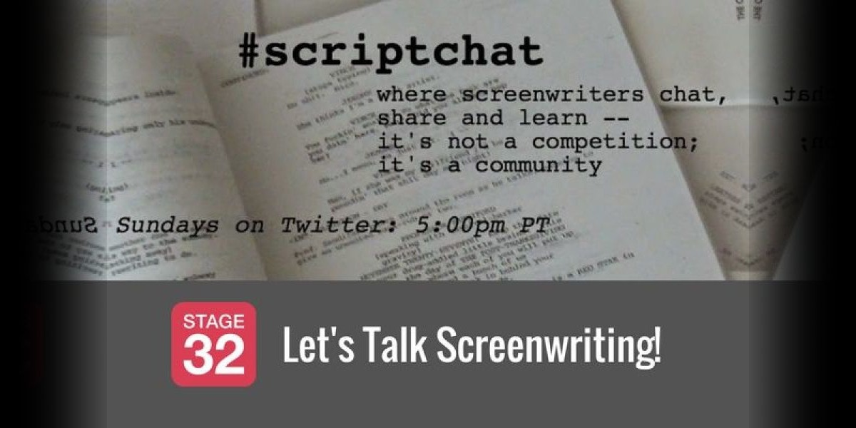 Let's Talk Screenwriting!