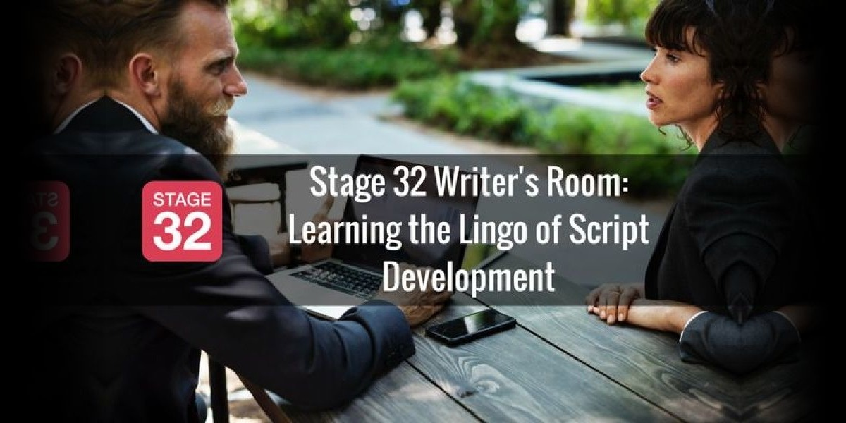 The Stage 32 Writers' Room: Learning the Lingo of Script Development