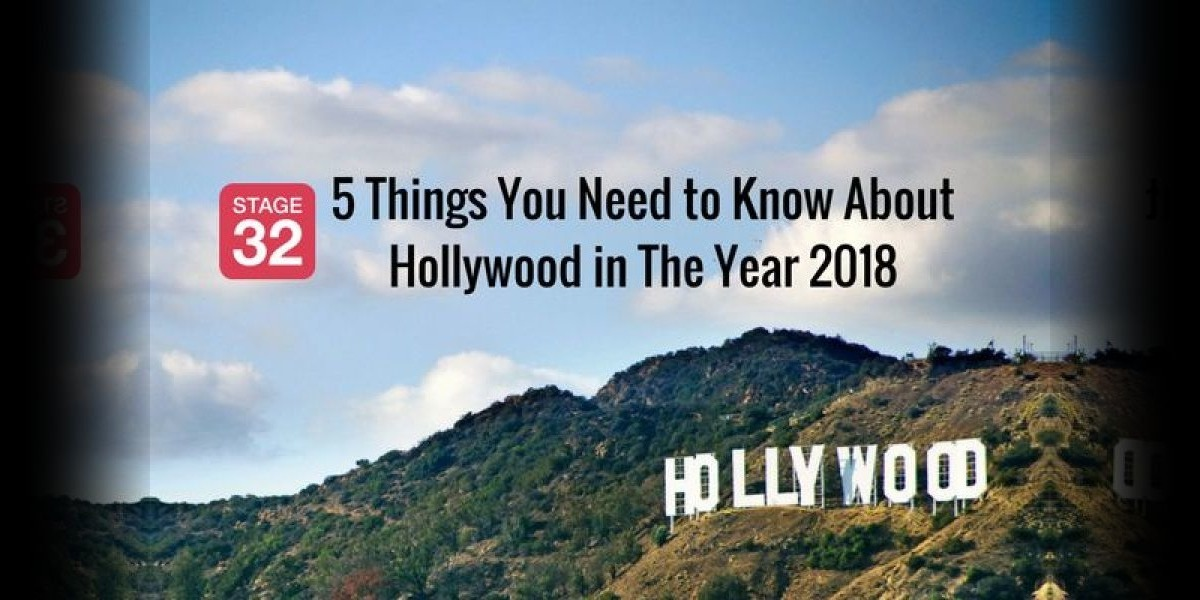 5 Things You Need to Know About Hollywood in The Year 2018