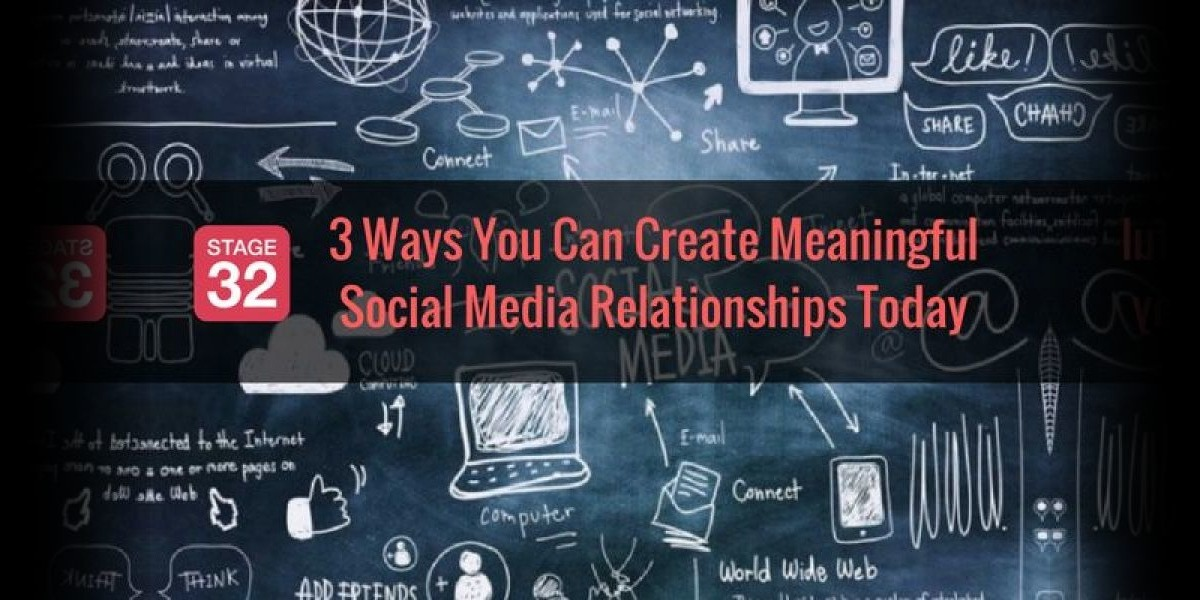 3 Ways You Can Create Meaningful Social Media Relationships Today