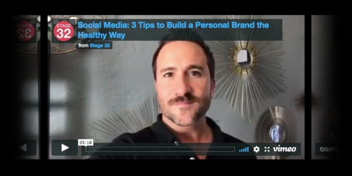 Social Media: 3 Tips to Build a Personal Brand the Healthy Way