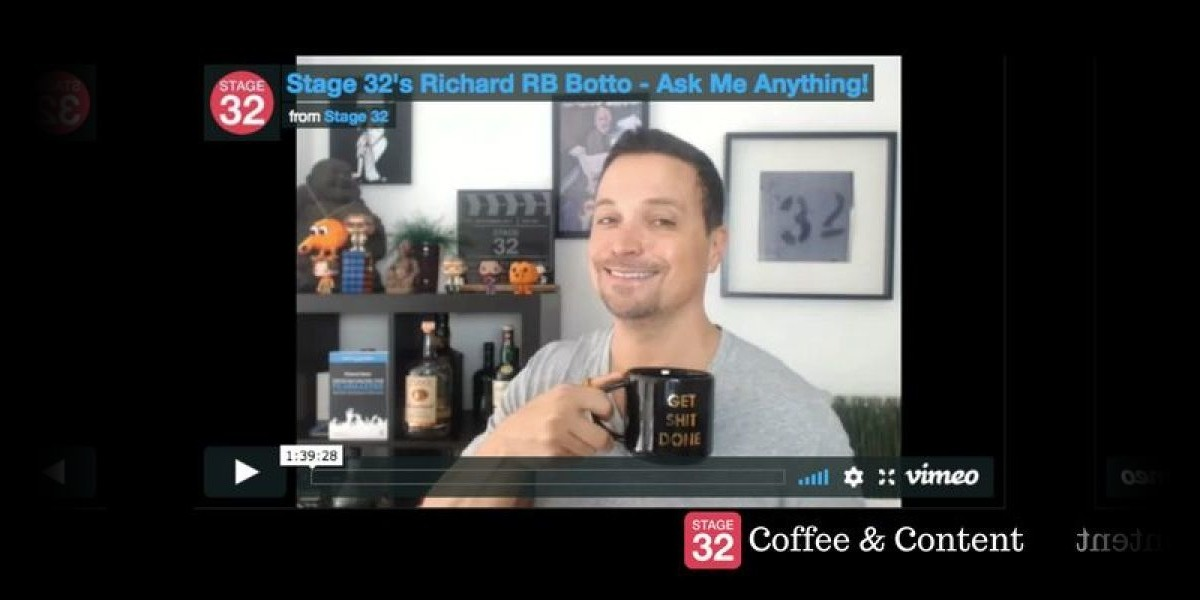 Coffee & Content - Screenwriting, Filmmaking, Acting, Financing, Distribution & More!