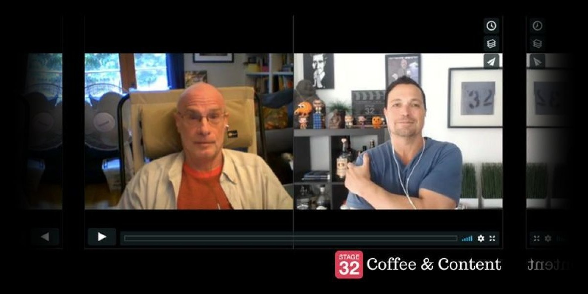 Coffee & Content - A Conversation With Legendary Screenwriter Jim Uhls