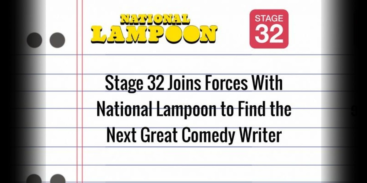 Stage 32 Joins Forces With National Lampoon to Find the Next Great Comedy Writer!
