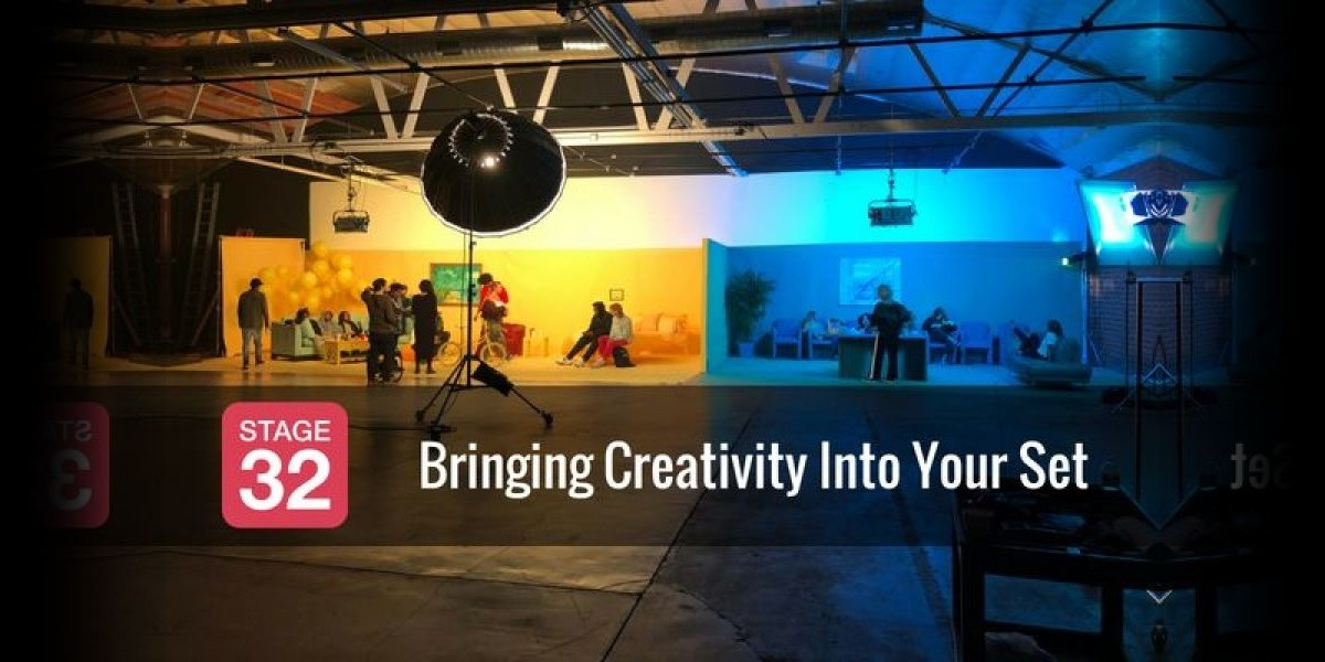 Bringing Creativity Into Your Set