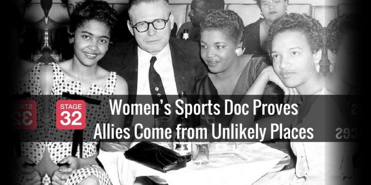 Women's Sports Doc Proves Allies Come from Unlikely Places