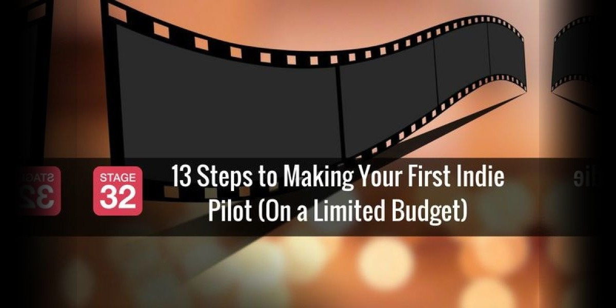 13 Steps to Making Your First Indie Pilot  (On a Limited Budget)