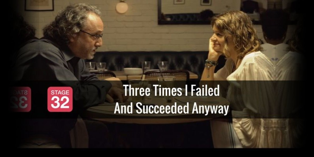 Three Times I Failed And Succeeded Anyway
