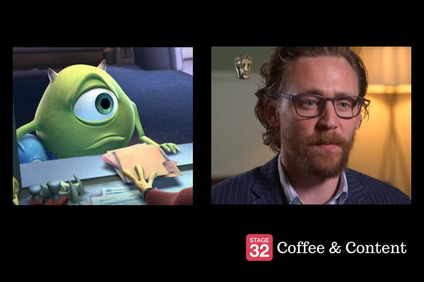 Coffee & Content - The Magic Ingredient That Brings Pixar Movies to Life & Advice From Tom Hiddleston
