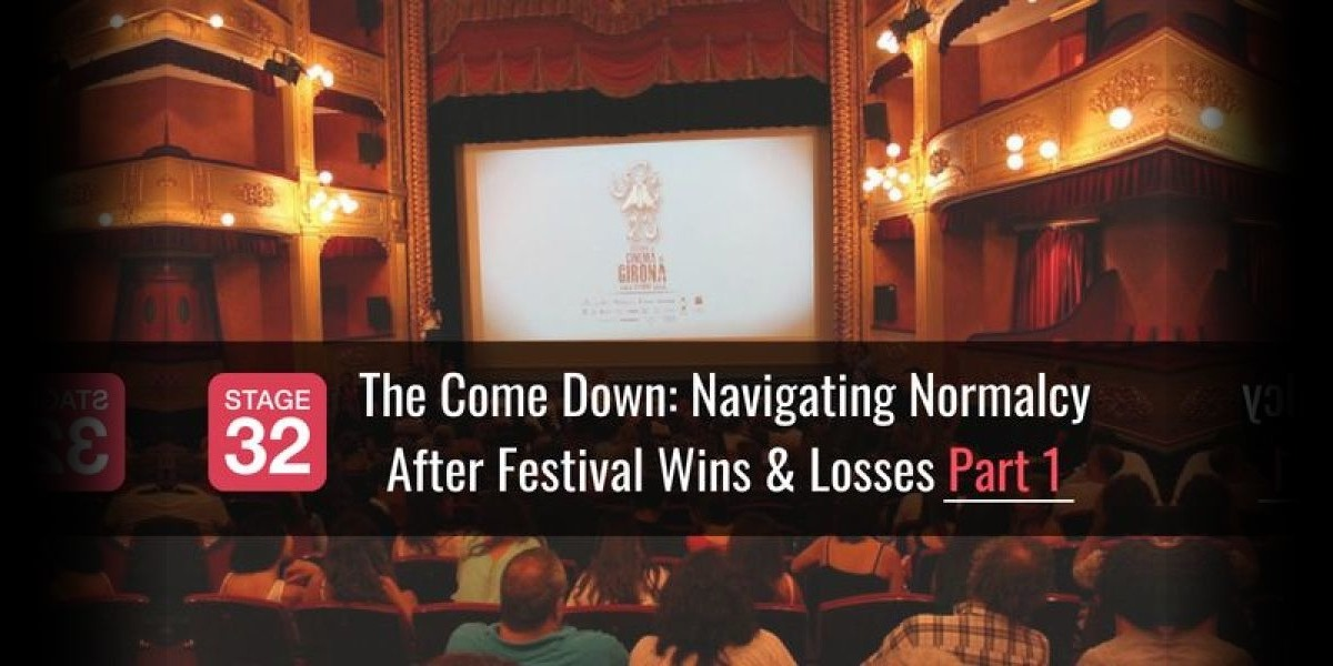 The Come Down: Navigating Normalcy After Festival Wins & Losses Part 1