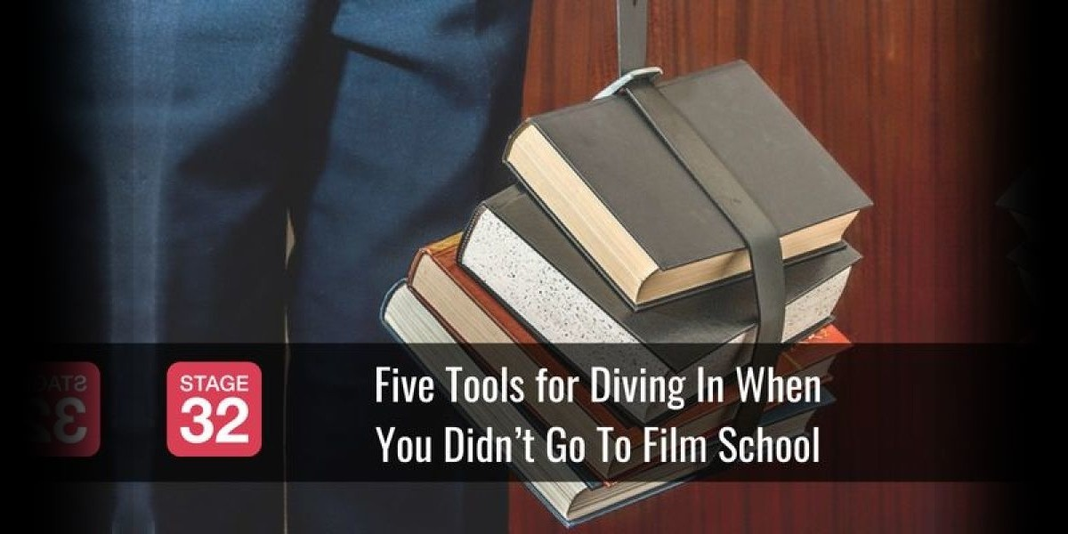 Five Tools for Diving In When You Didn't Go To Film School