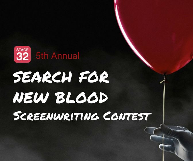 5th Annual Search For New Blood Screenwriting Contest
