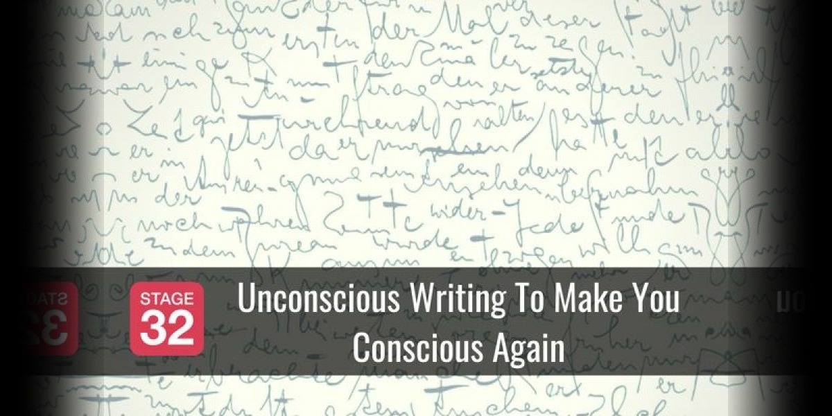 Unconscious Writing To Make You Conscious Again