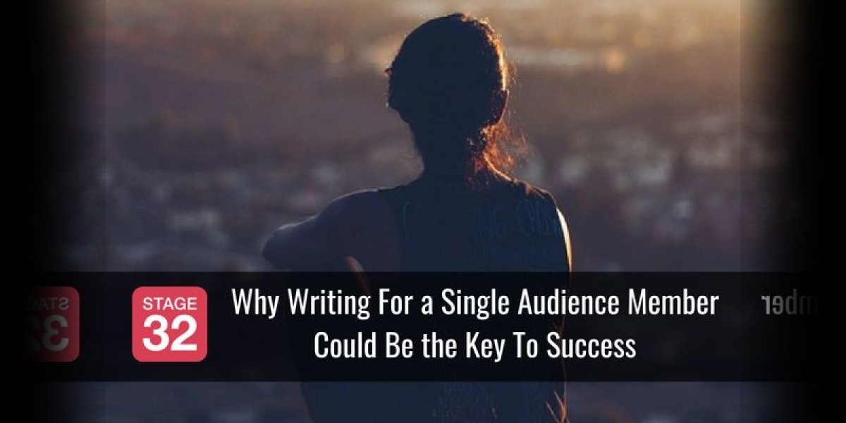 Why Writing For a Single Audience Member Could Be the Key To Success