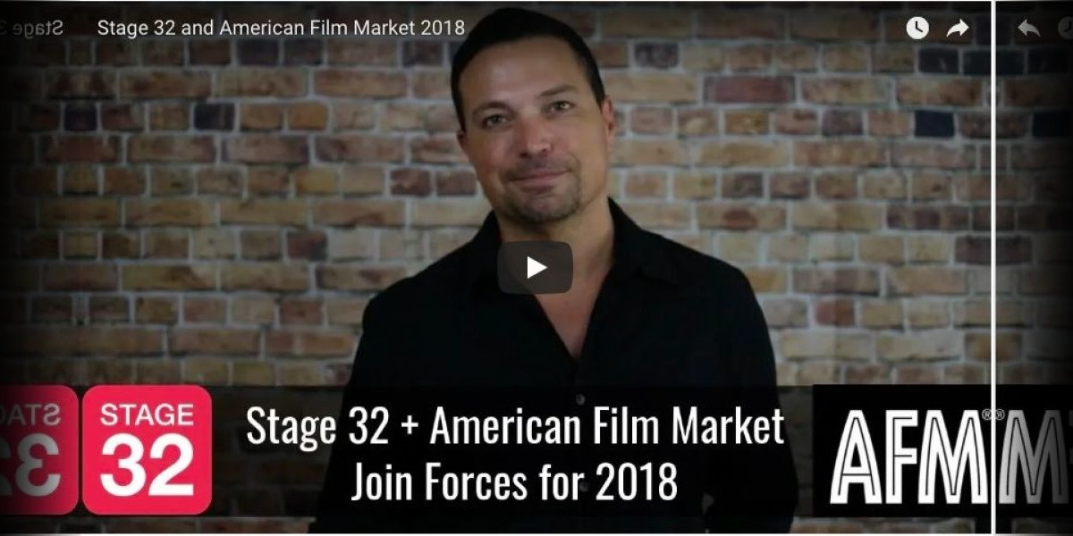 Stage 32 + American Film Market Join Forces for 2018