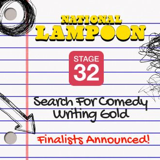 National Lampoon & Stage 32's Search for Comedy Writing Gold
