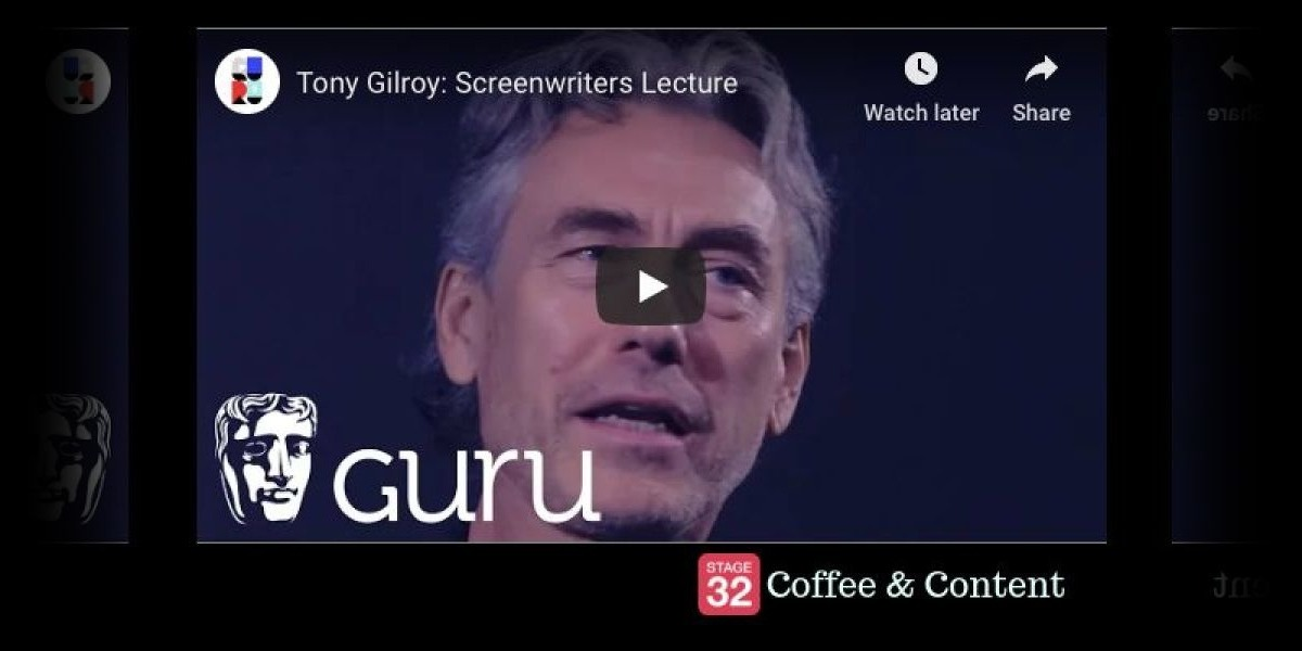 Coffee & Content - Tony Gilroy Screenwriting Lecture & How Roger Deakins Creates Cinematic Depth