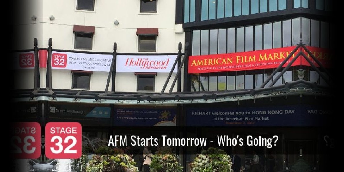 AFM Starts Tomorrow - Who's Going?