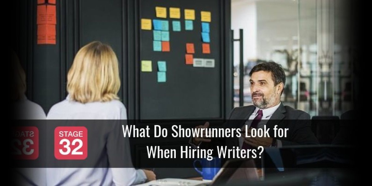 What Do Showrunners Look for When Hiring Writers?