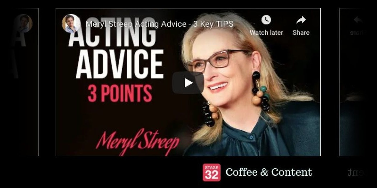 Coffee & Content -  What Happens When a Movie Has No Script Supervisor & 3 Key Acting Tips from Meryl Streep