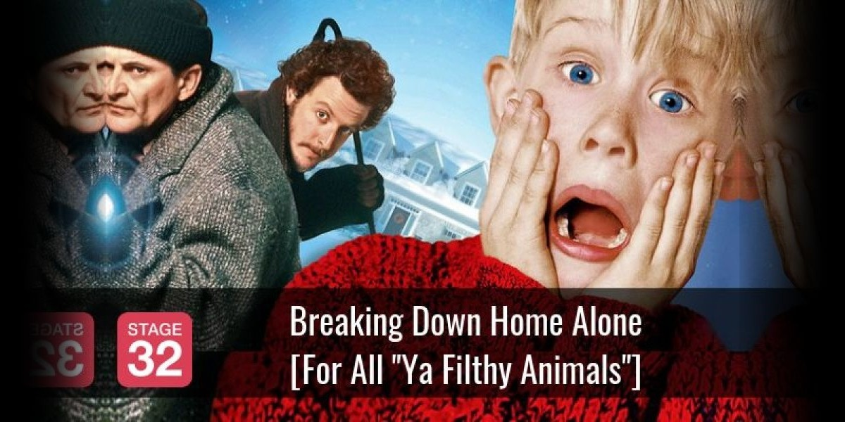 "Breaking Down Home Alone [For All ""Ya Filthy Animals""]"