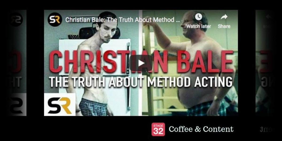 Coffee & Content:  Filmmaking is a Sport & Christian Bale: The Truth About Method Acting