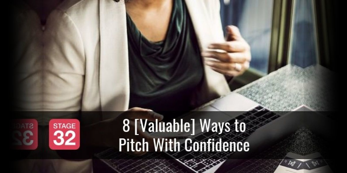 8 [Valuable] Ways to Pitch With Confidence