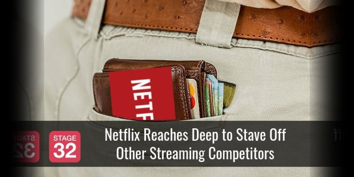 Netflix Reaches Deep to Stave Off Other Streaming Competitors