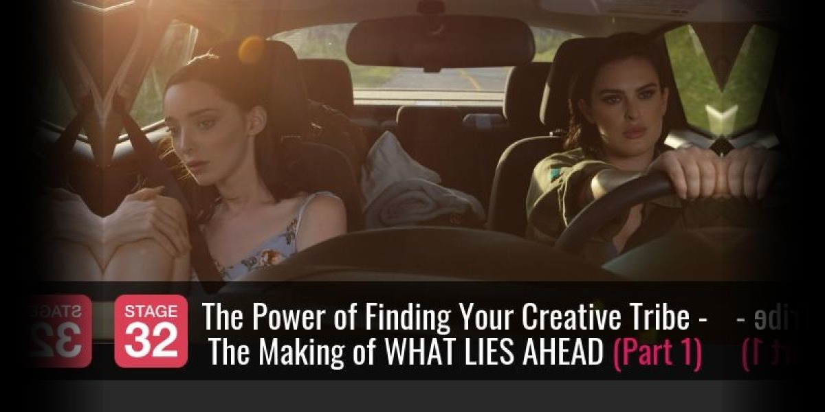 The Power of Finding Your Creative Tribe - The Making of WHAT LIES AHEAD (Part 1)