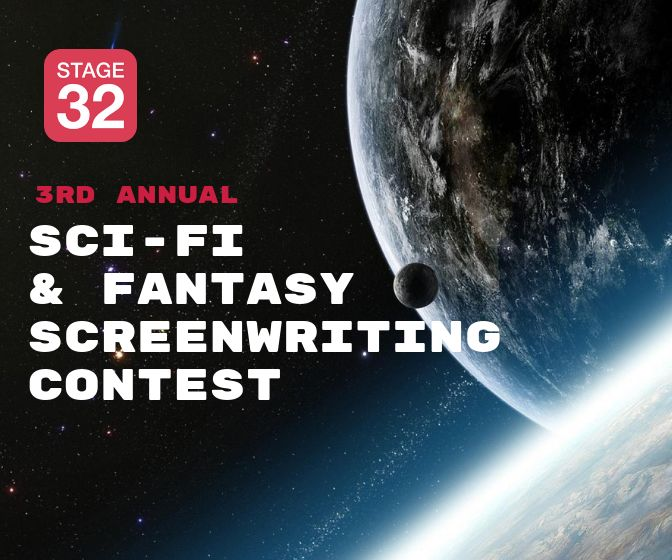 3rd Annual Stage 32 Fantasy & Sci-Fi Screenwriting Contest