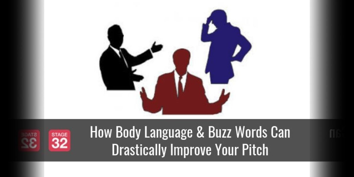 How Body Language & Buzz Words Can Drastically Improve Your Pitch