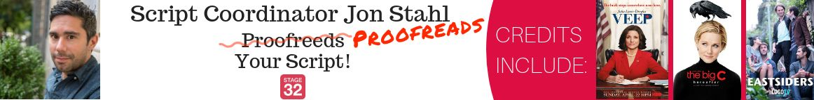 Jon Stahl Proofreading