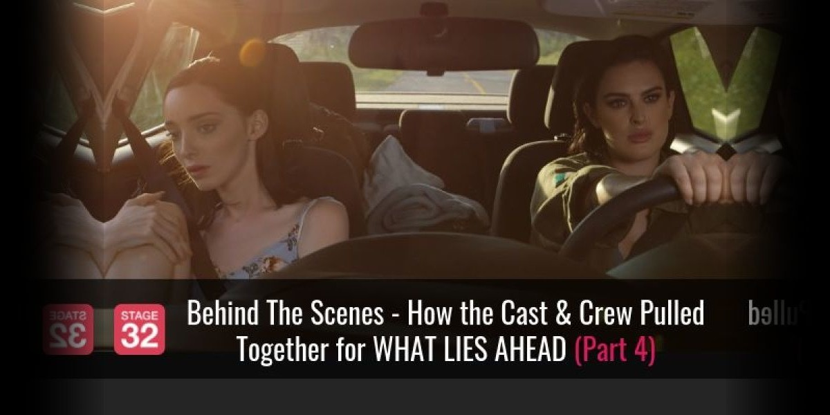 Behind The Scenes - How the Cast & Crew Pulled Together for WHAT LIES AHEAD (Part 4)